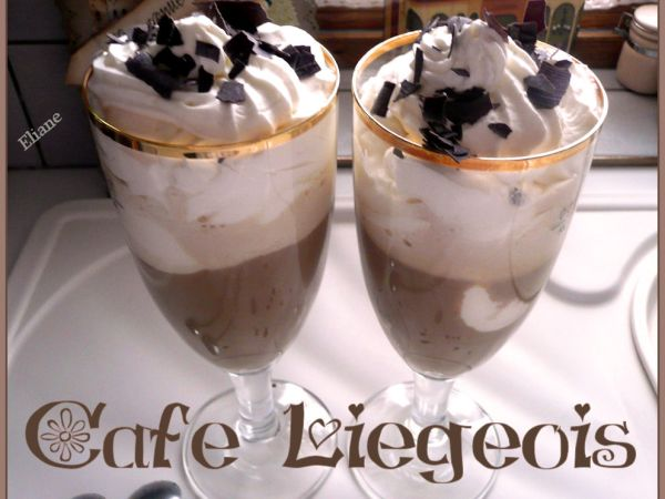 Cafe Liegeois