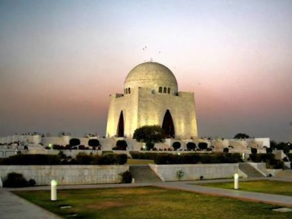 Great leader Tomb