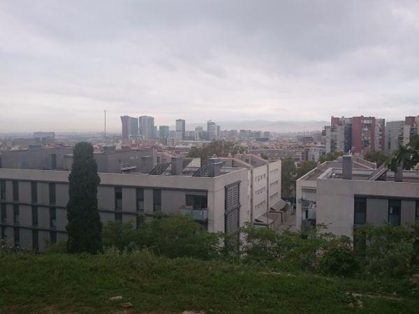 Montjuic View of Barcelona