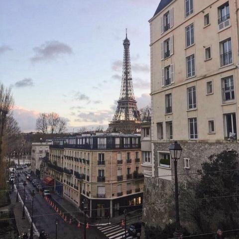 Прогулка по самому буржуазному району Парижа