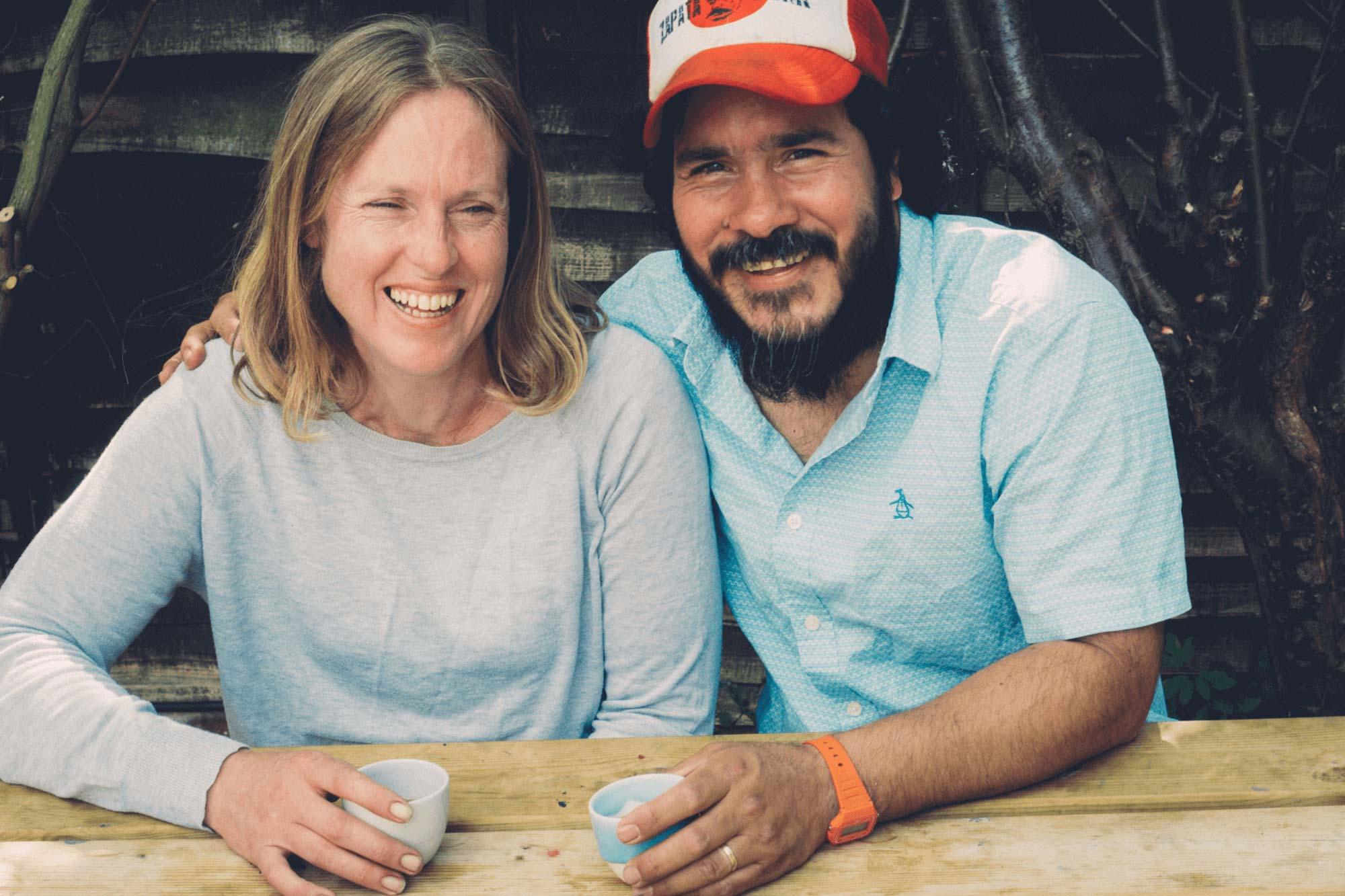 Founders of Carnival Coffee Roasters