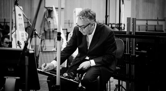 Howard Shore © Benjamin Ealovega