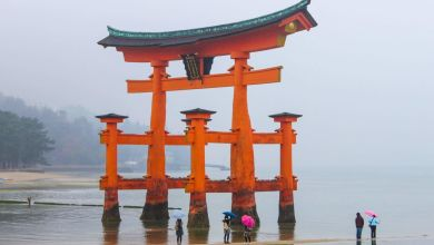 Photo of Complete The Three Views of Japan
