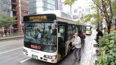 Photo of Khám phá Nihonbashi bằng xe bus Metro link miễn phí