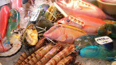 Photo of Chợ Makishi Kosetsu – nơi thưởng thức các loại cá tươi ngon đầy màu sắc ở Okinawa