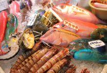 Photo of 【沖縄】カラフルな鮮魚がその場ですぐに食べられる!「牧志公設市場」