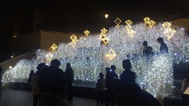Photo of Bữa tiệc ánh sáng tại thành phố Osaka