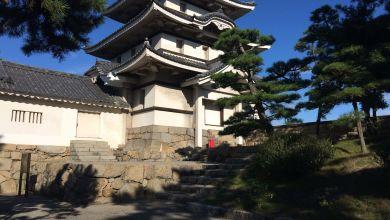 Photo of Di tích thành Takamatsu