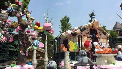 Photo of Công viên Shiroi Koibito – hơn cả một nơi giới thiệu về bánh kẹo