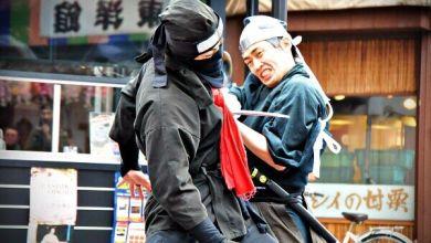 Photo of Chuyến tham quan bằng xe buýt gặp gỡ Samurai và Ninja tại Asakusa ② – Ninjack