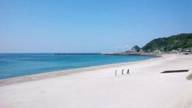 Photo of Cải thiện nước biển Odaiba bằng cát của Kozushima