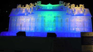 Photo of 4 lễ hội ánh sáng ở Hokkaido 2020