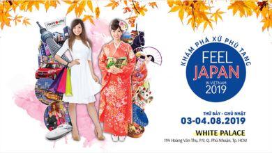 Photo of Tới FEEL JAPAN 2019 tại thành phố Hồ Chí Minh để trải nghiệm văn hoá du lịch và mua sắm Nhật Bản