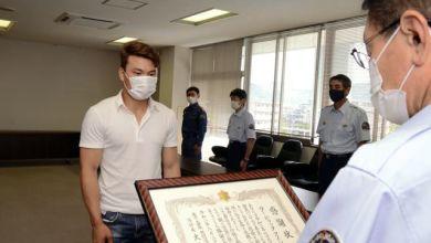 Photo of Thực tập sinh người Việt Nam nhận bằng khen vì hành động cứu người