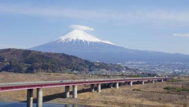 Photo of Trạm nghỉ ngắm núi Phú Sĩ trên đường cao tốc Tomei