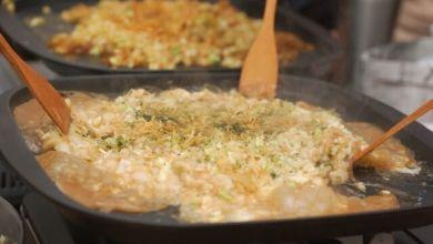 Photo of [Vào bếp cùng LocoBee] Học làm monjayaki đúng vị Tokyo