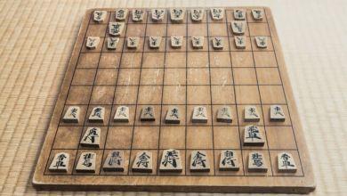 Photo of Cờ Shogi của Nhật Bản