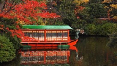 Photo of 4 điểm ngắm lá đỏ đẹp lý tưởng của Kyoto