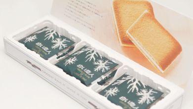 "Photo of Quà tặng từ Hokkaido ""shiroi koibito"""