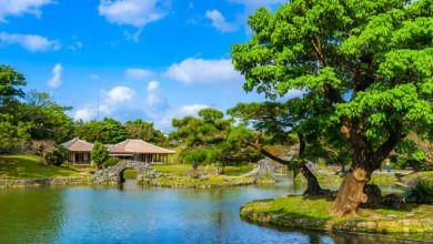 Photo of Điểm đến Okinawa: Vườn thượng uyển Shikinaen