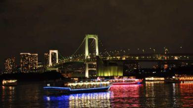 Photo of Thuyền gỗ Yakatabune, trải nghiệm du ngoạn Tokyo độc đáo