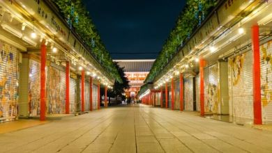 Photo of Đến con đường mua sắm Nakamise và trải nghiệm 1 Tokyo rất khác