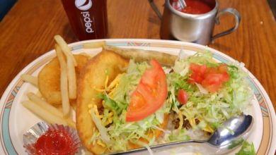 Photo of Đặc sản cơm tacos ở Okinawa
