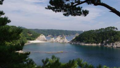 Photo of Bãi biển Jodogahama tỉnh Iwate