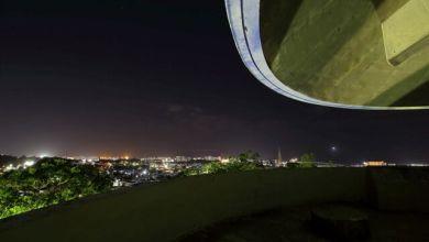 Photo of Điểm ngắm toàn cảnh căn cứ Futenma, Okinawa về đêm