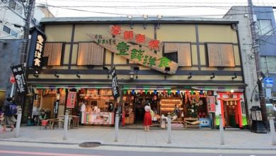Photo of Okonomiyaki đúng kiểu Kyoto ở Gion