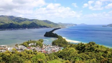 Photo of Amanohashidate Viewland – điểm ngắm 1 trong 3 cảnh đẹp nhất Nhật Bản