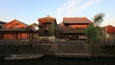 """Photo of Phố cổ Nhật Bản """"Suigo Wasara"""" ở Chiba"""