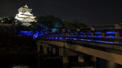 Photo of Những điểm ngắm thành Osaka về đêm