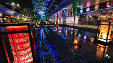 Photo of Cầu cảng quốc tế Osanbashi – địa điểm hẹn hò lí tưởng để ngắm cảnh đêm Yokohama từ biển