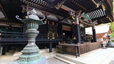 Photo of Katori Jingu – đền chính của gần 400 đền Katori trên khắp nước Nhật