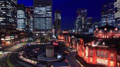 Photo of KITTE Garden – khu vườn cho những buổi hẹn hò ngắm ga Tokyo