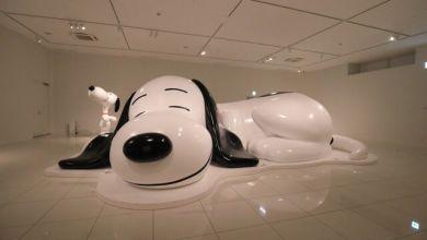 Photo of Bảo tàng Snoopy ngay giữa thủ đô Tokyo