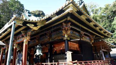 Photo of Đền Kunouzan Toshugu – Báu vật quốc gia của Nhật Bản tại tỉnh Shizuoka