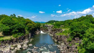 """Photo of Thác Sogi,  tỉnh Kagoshima – """"Niagara của phương Đông"""""""