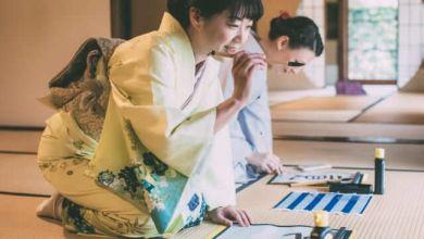 """Photo of Thư pháp: """"hạt ngọc quý"""" trong văn hóa Nhật Bản"""