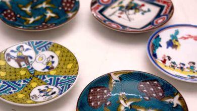 Photo of Quà tặng văn hoá truyền thống Nhật Bản: Kutaniyaki