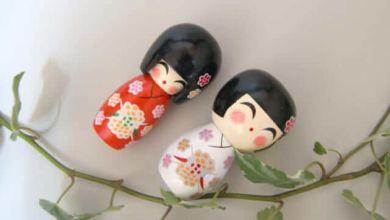 """Photo of Búp bê koeshi, nét chấm phá """"đáng yêu"""" trong văn hóa truyền thống Nhật Bản"""