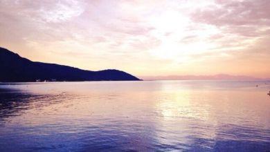 Photo of Thư giãn cuối tuần tại bãi biển xinh đẹp Omi-Maiko ở hồ Biwa