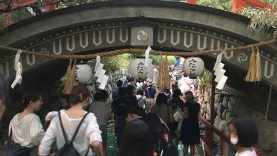 Photo of Lễ hội Mitarashi – cảm nhận không khí mát lạnh ở đền Shimogamo, Kyoto