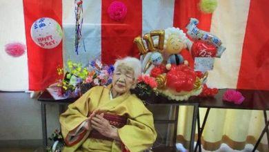 Photo of Cụ bà phá kỉ lục người cao tuổi nhất Nhật Bản đồng thời là người cao tuổi nhất thế giới