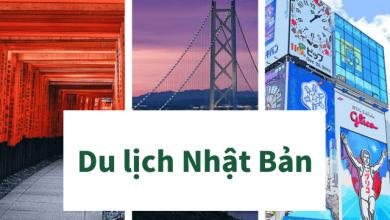 Photo of Top 10 điểm du lịch nội địa Nhật Bản được người Việt ở Nhật thích tới du lịch nhất