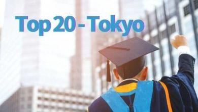 Photo of Top 20 trường đại học khu vực Tokyo theo xếp hạng năm 2021