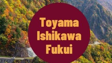 Photo of Top 10 điểm ngắm lá đỏ tuyển chọn khu vực Hokuriku năm 2021