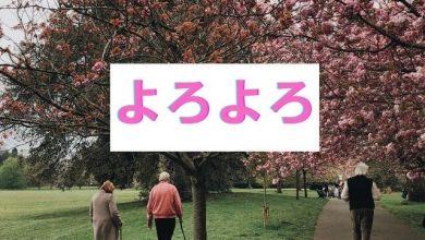 Photo of Từ tượng hình trong tiếng Nhật: よろよろ