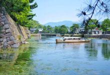 Photo of Lâu đài Matsue tỉnh Shimane – Kho báu quốc gia của Nhật Bản